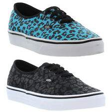 New Vans Authentic Glitter Womens Trainers Ladies Shoes Size UK 4-8