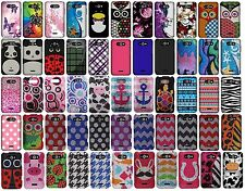 For LG Motion 4G MS770 Snap On Protector Rubberized Hard Cover Phone Case