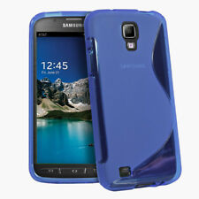 Soft TPU Gel Silicone Case Cover Skin For Samsung Galaxy S4 Active,i537 AT&T