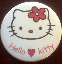 HELLO KITTY BUTTONS- NEW!!