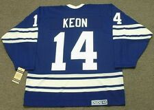DAVE KEON Toronto Maple Leafs 1967 CCM Vintage Throwback NHL Hockey Jersey