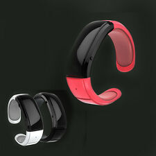 New Bluetooth Bracelet Watch With Speaker Smart Phone Call ID For Phones QT19