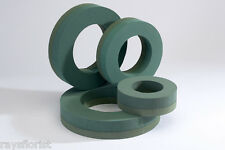 Wreath Ring Oasis Ideal Floral Foam Backed Round Shape Smithers Oasis Floristry