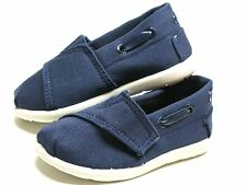 New Oxford Velcro Style Baby Toddler Boys Girls Canvas Shoes Size 5 6 7 8 9 10