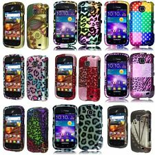 For Samsung illusion I110 Samsung Galaxy Proclaim S720 Rubberized Design Cover