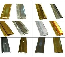 Carpet & Flooring Door Bars / Thresholds / Metal Strips