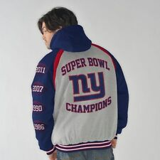New York Giants 4-Super Bowl Champs Rookie Of The Year Commemorative Jacket