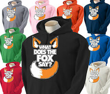 WHAT DOES THE FOX SAY? NEW HOODIE~ YLVIS NORWEGIAN DANCE MUSIC YOUTUBE VIDEO ONE