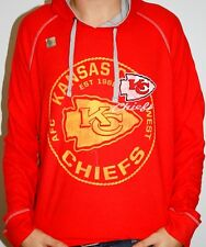 Kansas City Chiefs Majestic NFL Team Spotlight II Lightweight Thermal Sweatshirt