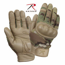 Rothco Hard Knuckle Tactical Multicam Gloves