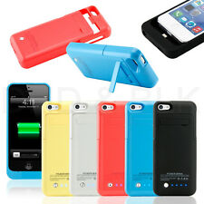 2200mAh External Battery Backup Charger Case Pack Power Bank for Apple iPhone 5c