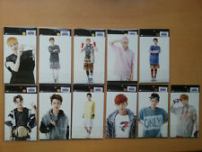 [KPOP]2013 NEW SM POP UP Store Official Goods EXO Photo Card 2Sheets Set