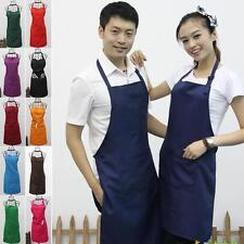 Cookware Practical Polyester Restaurant Kitchen Dining Work Aprons Top Quality
