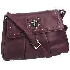 NEW DESIGNER SUZY SMITH MESSENGER BAG  ZB003060GL - BNWT RRP £120