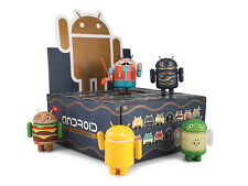 ANDROID MINI COLLECTIBLE: VINYL FIGURE (Series 04 4) robot mobile mascot dunny