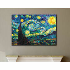 VanGogh 'Starry Night' Wrapped Canvas