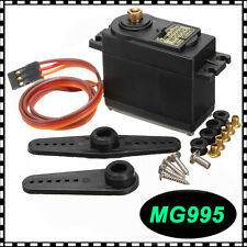 Upgrade MG995 Torque Metal Gear Digital servi servo motor ELICOTTERO RC auto