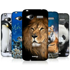 HEAD CASE WILDLIFE PROTECTIVE SNAP-ON HARD BACK CASE COVER FOR HTC RADAR