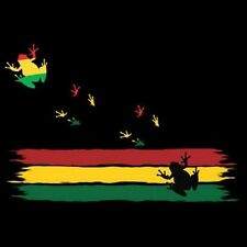 Rasta Frog 2 T Shirt  You Choose Style, Size, Color  up to 4XL  10453