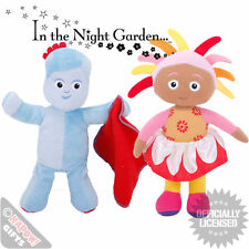 In The Night Garden LARGE Talking Soft Toys - interactive talking learning kids