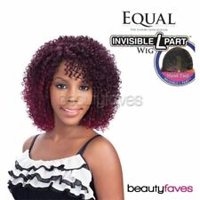 MIMI - FREETRESS EQUAL LACE FRONT DEEP INVISIBLE L PART WIG SYNTHETIC HAIR CURLY