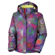 Columbia Girls Toddler Crash Out Waterproof Insulated Ski Winter Jacket Coat NWT