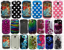 For Samsung Galaxy Light SGH-T399 HARD Case Snap On Phone Cover Accessory
