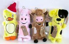 Bottle Buddies Dogs Water Bottle Stuffed Toy for Safe Play and Stimulation FUN