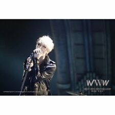 Kim Jae Joong (JYJ) - WWW Erase Make Up (1st Repackage Album) CD + DVD + Poster