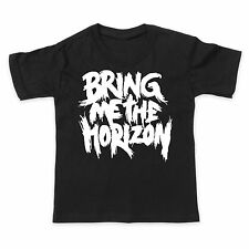 BRING ME THE HORIZON BMTH ROCK METAL MUSIC BAND - Baby Toddler Kids T-Shirt Tee