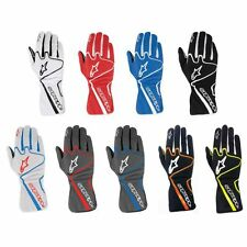 Alpinestars Tech 1-K Race Entry Level Kart/Karting/Go Kart Gloves