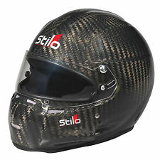 Stilo ST4 Formula - Snell Approved Race/Racing Carbon Helmet With Electronics