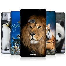 HEAD CASE WILDLIFE PROTECTIVE SNAP-ON HARD BACK CASE COVER FOR NOKIA LUMIA 625