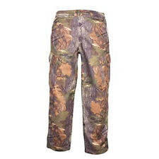 JACK PYKE JUNIOR HUNTERS FISHING TROUSERS SILENT 100% WATERPROOF ENGLISH OAK