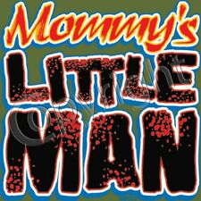 Mommy's Little Man Infant Creeper Or Toddler Tee Your Choice Colors/Sizes 30055