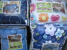 Circo Bed Set Full Safari Star Power Peace Love Nature Pretty Horses Roar Stomp