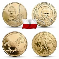 GBP | POLAND 2 ZL 2014 YEAR NORDIC GOLD ALL COMMEMORATIVE COINS ZLOTE