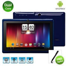 """Kocaso Tablet 7"""" Android 4.2 1.5 GHz Dual Core Dual Camera 4GB Keyboard Bundle"""