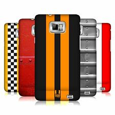 HEAD CASE DESIGNS TRANSPORT PAINTS CASE COVER FOR SAMSUNG GALAXY S2 II I9100