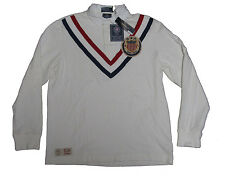 $165 Polo Ralph Lauren Mens US Olympic Team USA Custom Long Sleeve Shirt Sweater