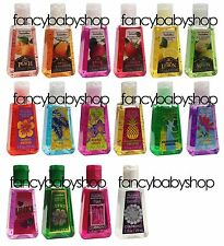 Bath & Body Works Pocketbac Sanitizing Hand Gel New 2014 Scent, Choose the Scent
