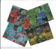 Panini Adrenalyn XL Fifa World Cup Brazil 2014 Double Trouble Cards.  FREE P&P