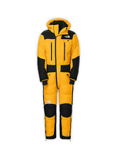 NEW MEN'S NORTH FACE HIMALAYAN SUIT A12P ZU3 SUMMIT GOLD / TNF BLACK Size Large