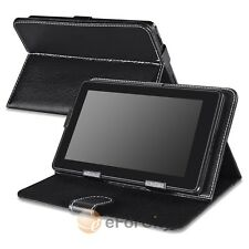 New Folding Universal PU Leather Stand Case Cover Skin for 7 Inch Tablet Android