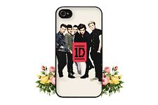 1D One Direction iPhone Case 6 5S 5C 5 4S 4 Plastic Silicone Hipster Directioner