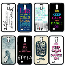 Live Life Quotes Hard Plastic Back Cover Case For Samsung Galaxy S4 I9500 New