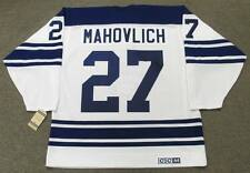 FRANK MAHOVLICH Toronto Maple Leafs 1967 CCM Vintage Away NHL Hockey Jersey