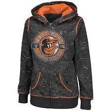 Majestic Baltimore Orioles Ladies Season Contender Fleece Hoodie