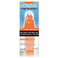 L'Oreal Men Expert Ice Cool Eye Roll On Dark Circles, Bags - BUY MORE, SAVE MORE