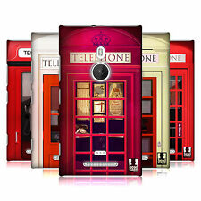 HEAD CASE DESIGNS TELEPHONE BOOTH CASE COVER FOR NOKIA LUMIA 925